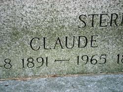 Claude Sterner