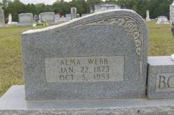 Alma Florence <i>Webb</i> Boteler