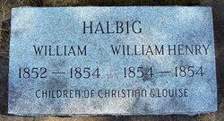 William Halbig