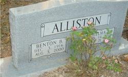 Benton B Alliston