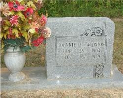 Johnnie Lee Alliston