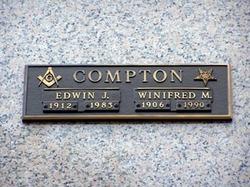 Winifred May <i>Owens</i> Compton