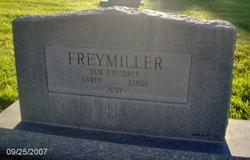 Hulda Caroline <i>Johnson</i> Freymiller