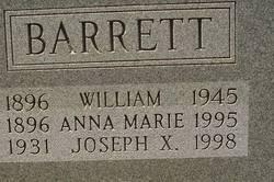 Anna Marie <i>McNulty</i> Barrett