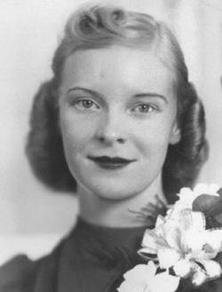 Alma May <i>Cox</i> Dorsey