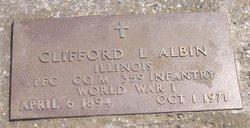 Clifford Albin