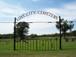 Lost City Cemetery