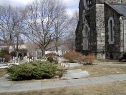 Saint Lukes Episcopal Churchyard