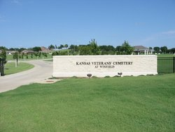 Kansas Veterans Cemetery at Winfield