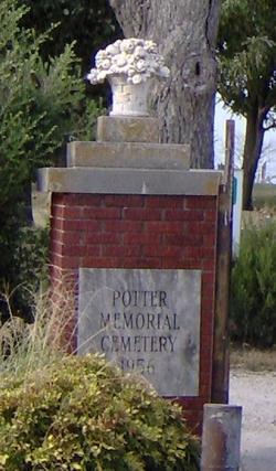 Potter Memorial Cemetery