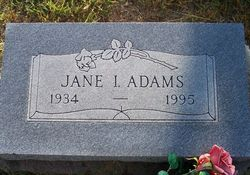 Jane Irene Adams