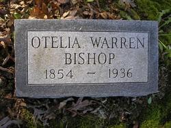 Otelia <i>Warren</i> Bishop