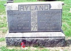 Capt Josiah Pat Ryland, Jr