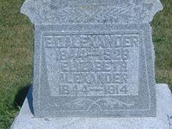 E. G. Alexander