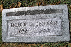 Mollie <i>Havens</i> Denison