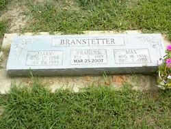 Frances Mildred <i>Hardesty</i> Branstetter