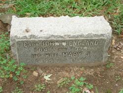 John White England