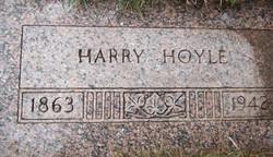 Harry Hoyle