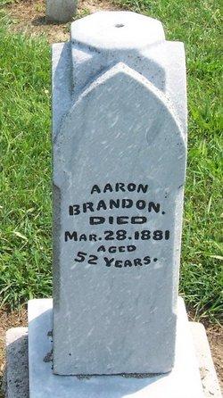 Aaron Carson Brandon