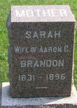 Sarah <i>Neal</i> Brandon