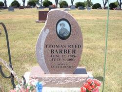 Thomas Reed Barber