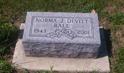 Norma J. <i>Devitt</i> Ball
