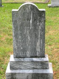 Rev David William Ash