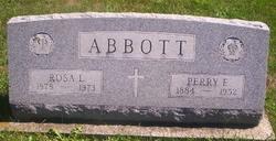Perry F Abbott