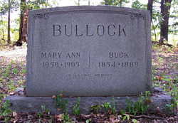 Mary Ann Bullock