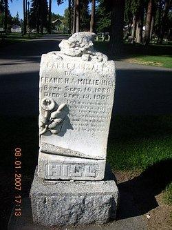 Pearle Elizabeth Hill