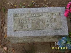 Joseph Melvin Bice