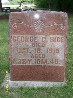 George C Bice