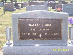 Dallas R Bice
