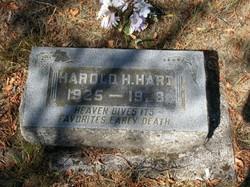 Harold H. Hart