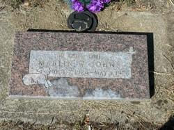 Marlin W. Johns