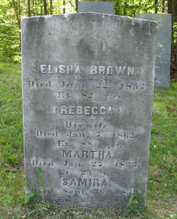 Elisha Brown