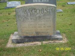 Louisa <i>Hulin</i> Jacobs
