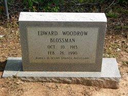 Edward Woodrow Blossman