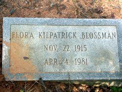 Flora <i>Kilpatrick</i> Blossman