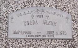 Freda <i>Petersen</i> Glenn