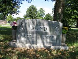 Pansy M. Boyd