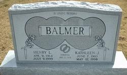 Kathleen J. Balmer