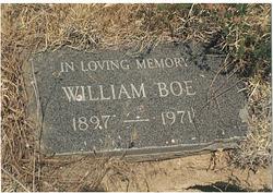 William Boe