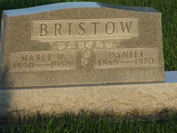 Mable May <i>Brittain</i> Bristow