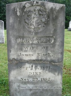 Mary <i>Tripp</i> Black