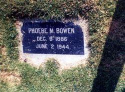 Phoebe Jane <i>Moyer</i> Bowen
