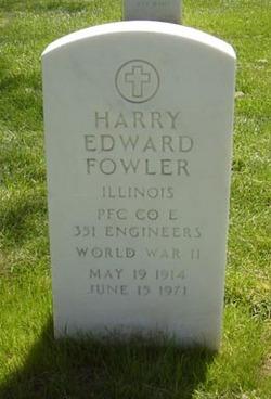 Harry Edward Fowler