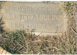Fred Otto Adeline