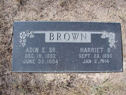 Adin Ebed Brown