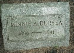 Minnie A <i>Babcock</i> Duryea